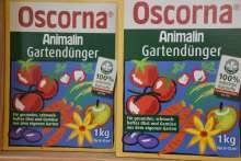 Gartendünger Oscorna Volldünger Animalin organisch Wortmann