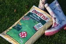 Rasaflor Rasendünger Oscorna natürliche Rohstoffe Wortmann